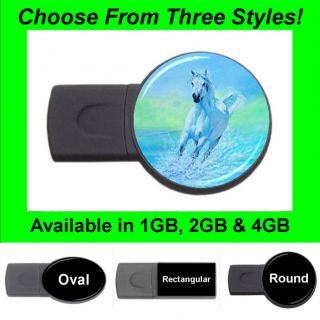 Horse Design 14 USB Flash Memory Drive Stick Thumb Pen FD1375