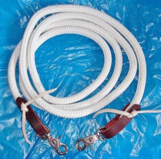 Reins Rope rein Horse Tack bridle Barrel racing Contest trail riding