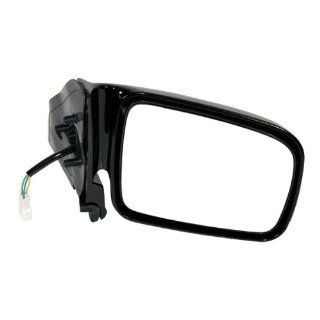 1989 1998 Mazda MPV Power Black Rear View Mirror Right Passenger Side
