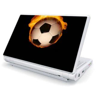 Fire Soccer Decorative Skin Cover Decal Sticker for Asus
