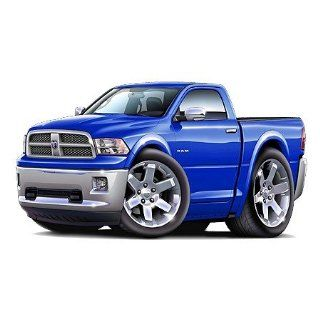48 2010 12 Dodge Ram 1500 Pickup car Wall Graphic