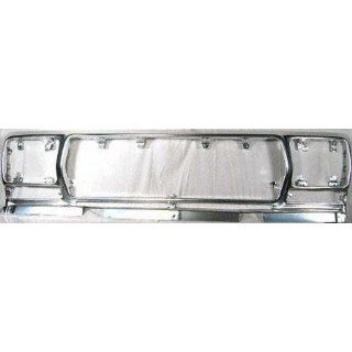 78 79 FORD BRONCO GRILLE FRAME SUV, Surround, Aluminum (1978 78 1979