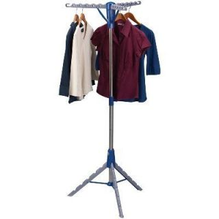 Household Essentials 5009 Collapsible Indoor Tripod Style Clothes