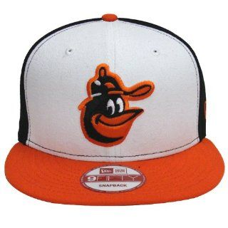 Baltimore Orioles Retro New Era Logo Hat Cap Snapback Tri
