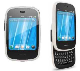 New HP Palm Veer 4G P160 Unlocked GSM Phone Webos 2 1 GPS WiFi 5MP Cam