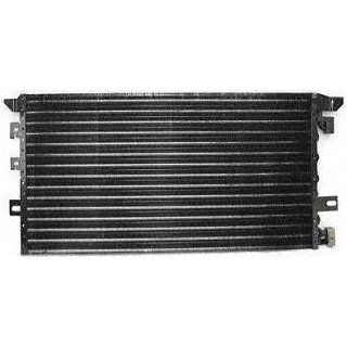 96 99 CHRYSLER TOWN & COUNTRY VAN A/C CONDENSER VAN, 6cyl, Main unit
