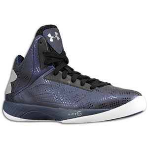 Under Armour Micro G Torch   Mens   Basketball   Shoes   Midnight