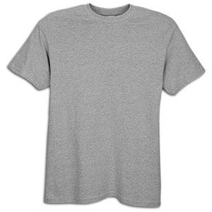 Gildan Dry Blend T Shirt   Mens   Casual   Clothing   Sport Grey