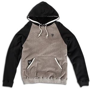 LRG Dersion Pullover Hoody   Mens   Skate   Clothing   Char/Heather