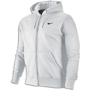 Nike Classic Fleece Swoosh FZ Hoodie   Mens   Casual   Clothing
