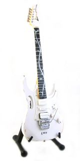 Miniature Guitar Steve Vai Ibanez Jem EVO 25th Tree of Life Relic