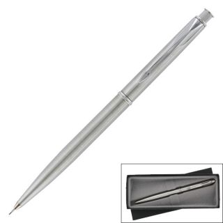 Parker Insignia Stainless Steel Ct 0 5 mm Mechanical Pencil