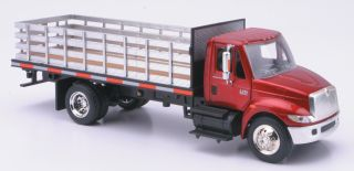 New Ray International 4200 1 43 Stake Bed Truck Diecast