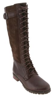 Ariat Chocolate / Walnut Leather Iona 10008690 Western Boots Womens 8