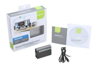 IOGEAR USB to VGA External Video Adapter GUC2015V