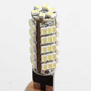 USD $ 11.49   T10 66 LED 1206 SMD White Light Car LED Lamp (2pcs, DC