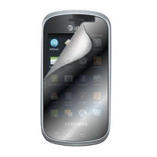 Invisible Clear LCD Screen Protector Film for Samsung Appeal Galaxy