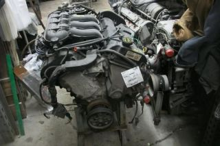 01 02 Ford Taurus Engine 3 0L