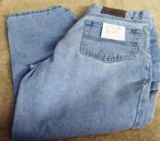 Bugle Boy Mens Jeans Pre Owned Light Blue Denim Size 31x27 YS 90