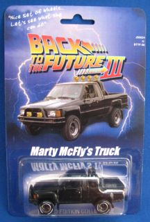 to the Future III Custom Marty McFly 1985 Toyota 4x4 Pickup Truck #10
