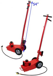 Hydraulic Jack Car Van Bus Truck Trailer Floor Lift Jack With 4 Dies