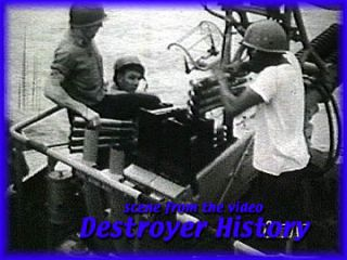 Destroyers Their Sailors WWI WWII Korean War Etc