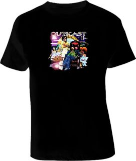 Outkast Hip Hop Rap T Shirt