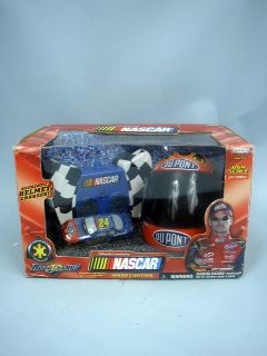 Jeff Gordon NASCAR Radio Control Car by Road Champs