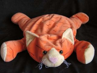 24 Jay at Play Orange Kitten Cat Tabby Mushable Mushabelly Mircobead