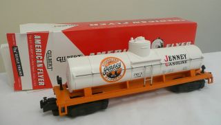 Jenney Gasoline s Tank Car New