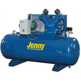 Jenny Products 80 Gallon 5 HP Two Stage Electric Stationary Air