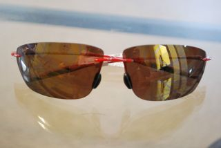 Maui Jim Amazing Spider Man Collector Glasses (LIMITED EDITION) ONLY