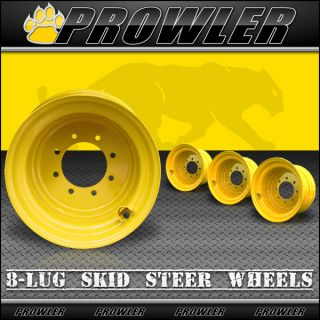 John Deere Skid Steer Wheels Rims 9 75x16 5 12x16 5