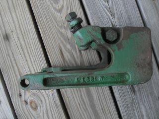 John Deere M Implement Mounting Bracket