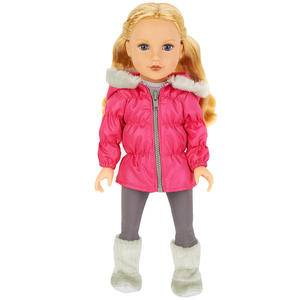 Journey Girls 18 inch Soft Bodied Doll Winter Theme Meredith