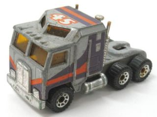 Diecast Matchbox Kenworth Truck Toy 1981 X