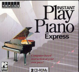 Learn to Play Piano Software Keyboard Beginner Lessons