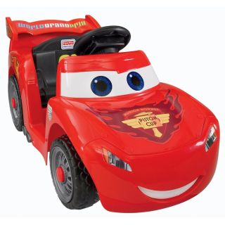 Cars Lil Lightning McQueen Kids Battery Powered Ride on Car