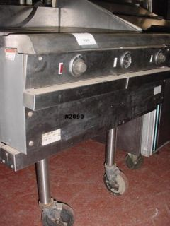 Commercial Electric Kitchen Grill by Hobart