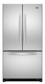 KitchenAid French Door Stainless Steel Refrigerator Counter Depth
