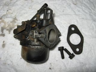 John Deere Kohler 26 Carburetor Model 212 K301AQS 12hp