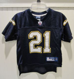 LaDainian Tomlinson 21 San Diego Chargers NFL Youth Jersey Size M 5 6