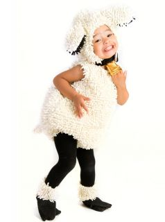 New Lovely Lamb Sheep Plush Costume Baby Toddler 6 9 12 18 24 MO 2T 3T