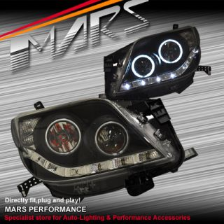 Eyes Projector Head Lights Toyota Land Cruiser Prado 07 13