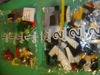 Lego Batman Set 7885 SEALED Bags Only