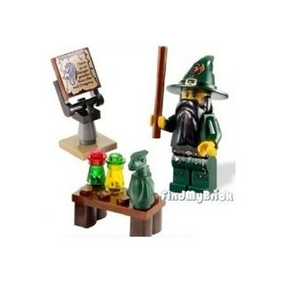 Lego 7955 Wizard Accessories Set SEALED Bag No Box New