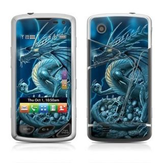 LG Chocolate Touch Skin Cover Case Decal Dragon Skulls