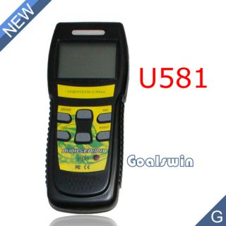 Code Reader OBD II Scan Tool Reset Check Engine Light Scanner B