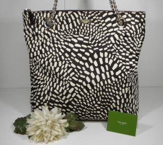 New $328 Kate Spade Lindenwood Safari Marissa Tote Handbag Shopper