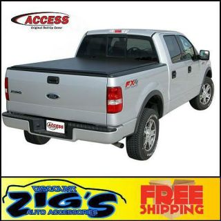 Access Roll Up Tonneau Cover for 05 12 Nissan Frontier Suzuki Equator